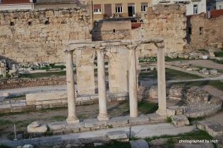 Hadrians Bibliothek